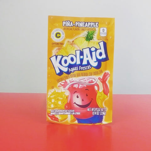 Kool-Aid Packet - Pina Pineapple