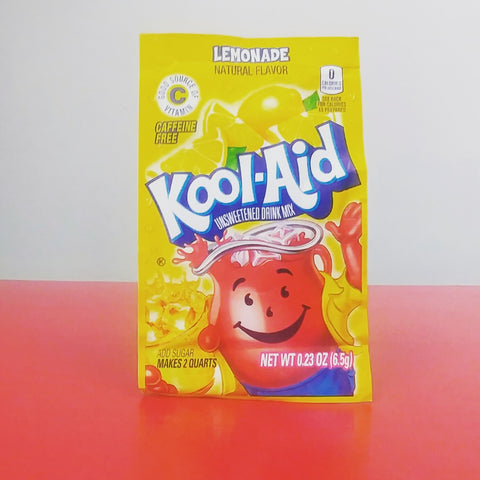 Kool-Aid Packet - Lemonade