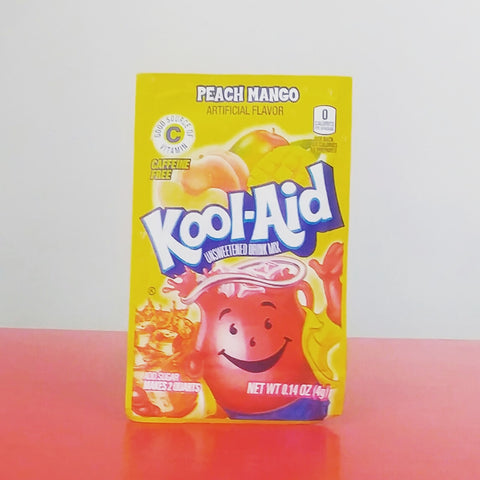 Kool-Aid Packet - Peach Mango