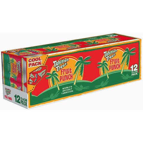 Tahiti Treat 12 Can Case