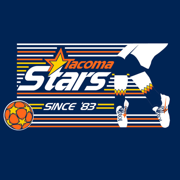 Stars Throwback T-Shirt - STH Exclusive