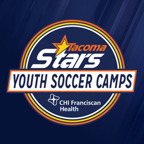 Tacoma Stars Summer Camp- July 30th-Aug 1st (Half Day)