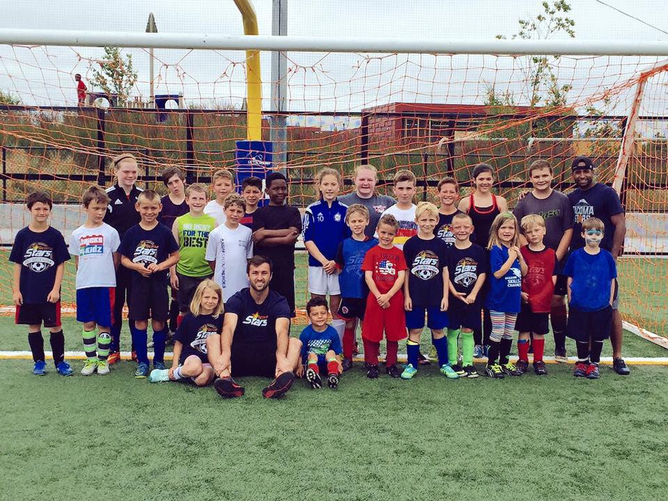 Stars Youth Academy Half Day Outdoor Summer Camp- July 31st-Aug 2nd
