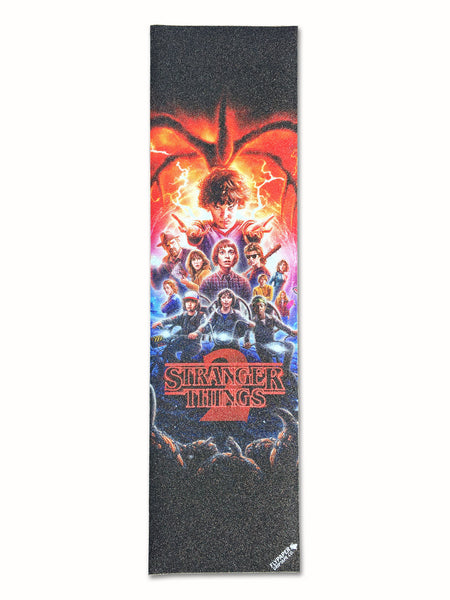 "Stranger Things X Flypaper Printed Grip  - 9"" X 33"" Sheet"