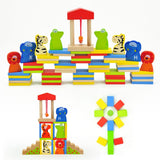 Top Bright 150 Piece Large size Wooden Domino Set.