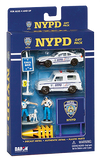 Daron 10 Pc Police Set