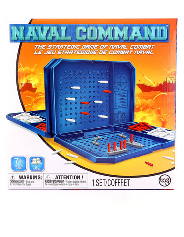 Naval Command Game