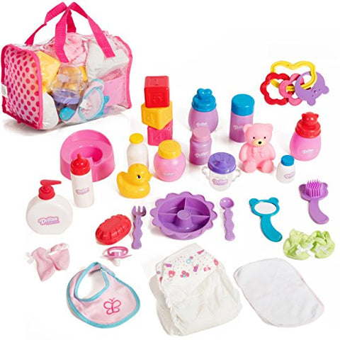 30 Piece Feeding Set
