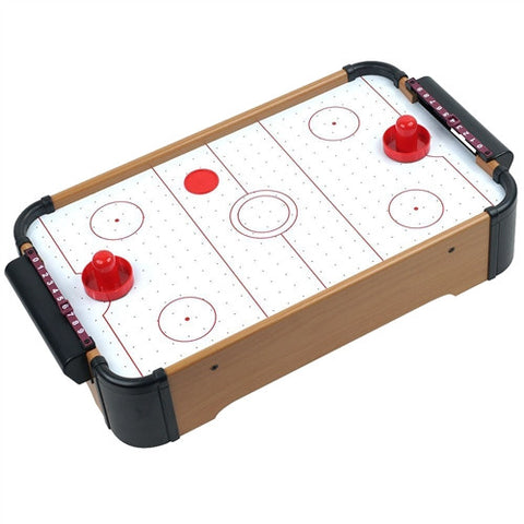 Table Top Air Hockey - Comes with Everything You Need-Small