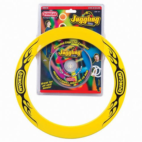 Juggling Rings With DVD