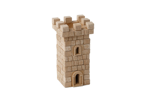 Wise Elk Plaster Construction Tower 80 Piece