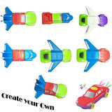 Set of 3 Mix and Match Magnetic Bump N Go Cars