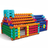 Stack N' Play Deluxe 500 Piece Building Set