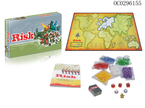 Risk, 2-6 Players