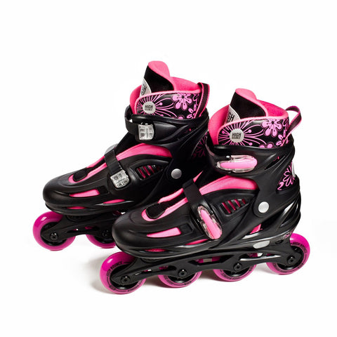 High Bounce Rollerblades Adjustable Inline Skate