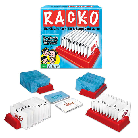 Racko Game Toys 2 Discover
