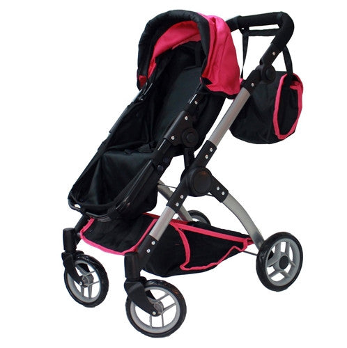 Mommy & me 2 in 1 Deluxe doll stroller (view all photos ...