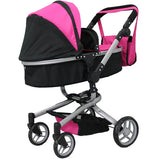 Mommy & me 2 in 1 Deluxe doll stroller EXTRA TALL 32'' HIGH (view all photos) 9695 - Toys 2 Discover - 1