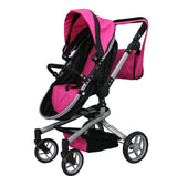 Mommy & me 2 in 1 Deluxe doll stroller EXTRA TALL 32'' HIGH (view all photos) 9695 - Toys 2 Discover - 2
