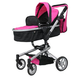 Mommy & me 2 in 1 Deluxe doll stroller EXTRA TALL 32'' HIGH (view all photos) 9695 - Toys 2 Discover - 4