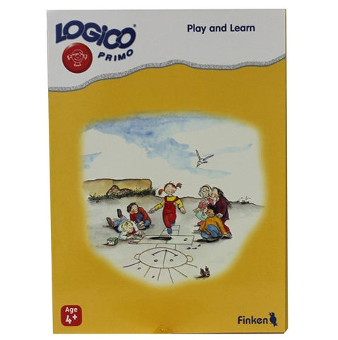 LOGICO Educational Learning Cards, Play & Learn, Ages 4+