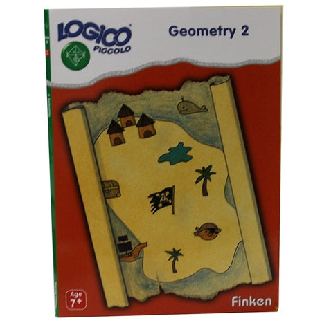 Set of 16 award wining LOGICO PICCOLO learning cards Geometry (Vol 2))