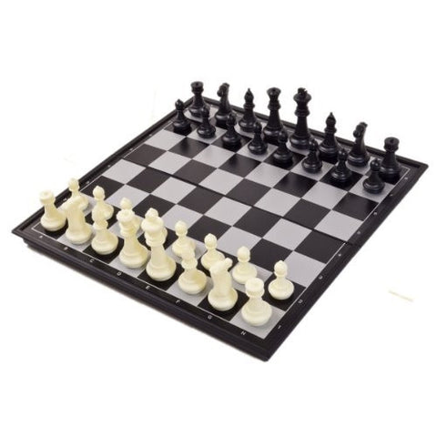 Magnetic Chess, Classic Board Game, Size 14''