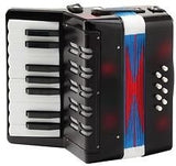 Accordion, Musical Instrument, Wearable & Adjustable Belt - Toys 2 Discover - 1
