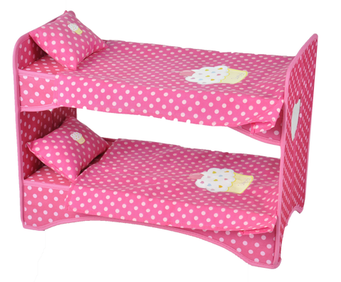 Beverley Hills Doll Collection Bunk Bed