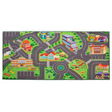 "Carpet City Map 36"" X 72"""