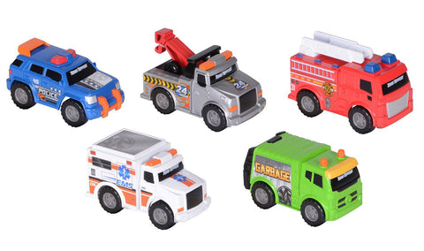 City Service Fleet, Rush & Rescue