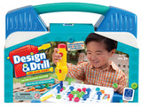 Design & Drill Take-Along Tool Kit - Toys 2 Discover