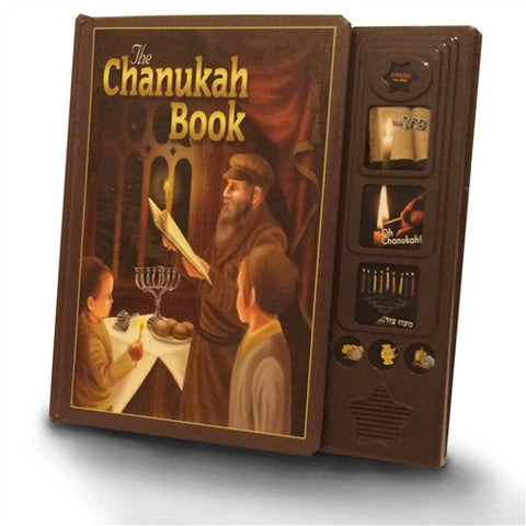 The Chanukah Book English