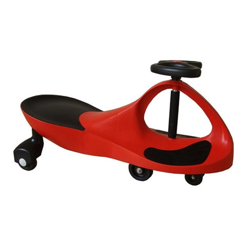 High Bounce, Rolling Coaster, Wiggle Race Plasma Car, Premium Scooter (Blazing Red)