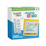 Shapemags Magna Dots Magnetic Drawing Board
