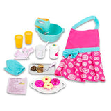 "Beverly Hills Complete 18"" Doll Baking Set, with 16 Accessories"