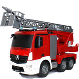 Mercedes Benz Full Function Remote Control Fire Truck