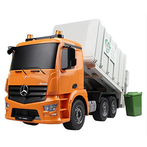 Mercedes Benz Full Function Remote Control Garbage Truck