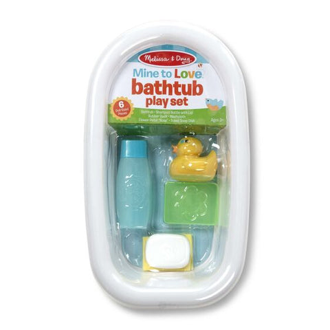Mine To Love Bathtub Set