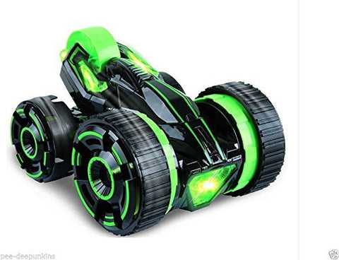 Remote control 6 in 1 Stunt Car Hot Speed Racing Spinning Flipping Rotating 360°
