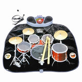 Drum Kit Playmat - Toys 2 Discover