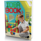 Magnetic Stick N Stack, Idea Book, 100 Colored Pages of Structures, Vol 2 - Toys 2 Discover - 1