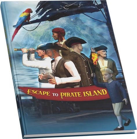 Escape To Pirate Island