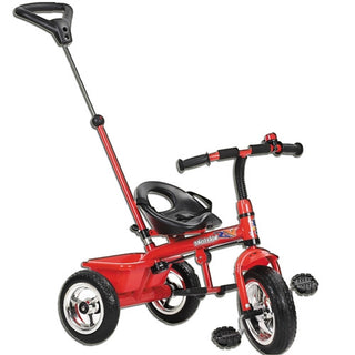 High Bounce Toddler Tricycle, Removable Handle Bar, Ages 18M+