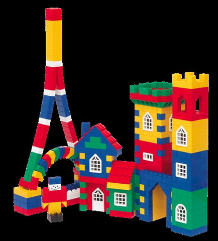 THE LITTLE ARCHITECT - 1200 PIECE MASTER BUILDER