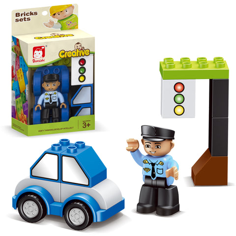 The Police Officer