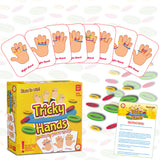Tricky hands, Educational Card & Band Game, Ages 3+ - 807676305091