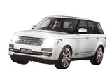 Range Rover Diecast 1:24 Scale- More Colors Available