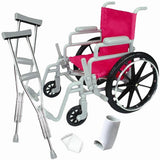 Wheel Chair & Accessories - Toys 2 Discover