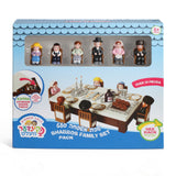 Kindervelt - Shabbos Family Set
